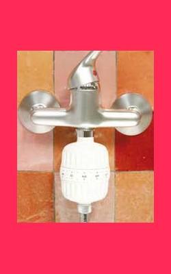 Filtre à douche classique de la marque Hydropure